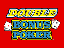 Видео-покер Double Double Bonus Poker